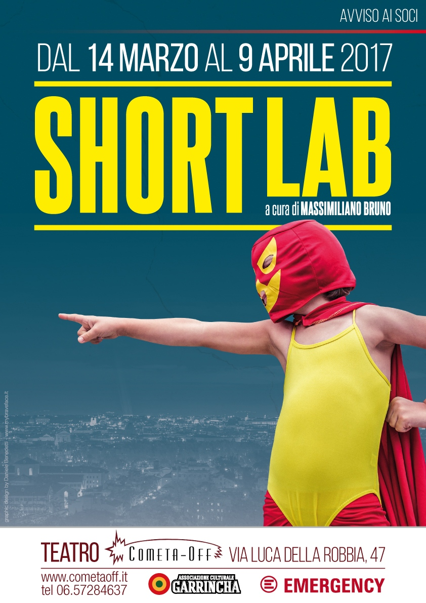 locandina Short Lab 2017