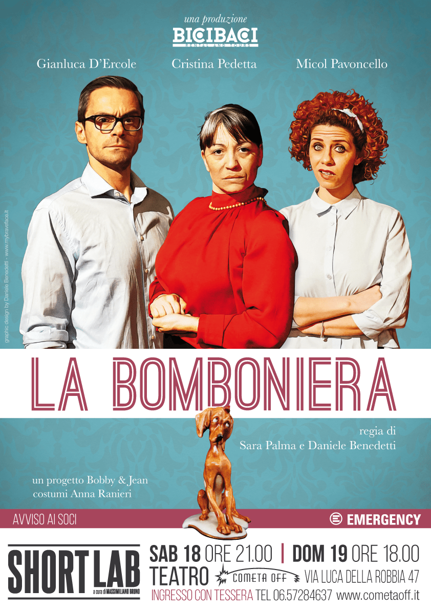Locandina La Bomboniera