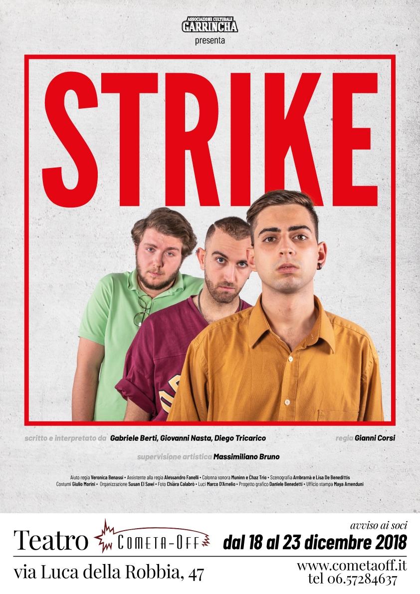 locandina Strike