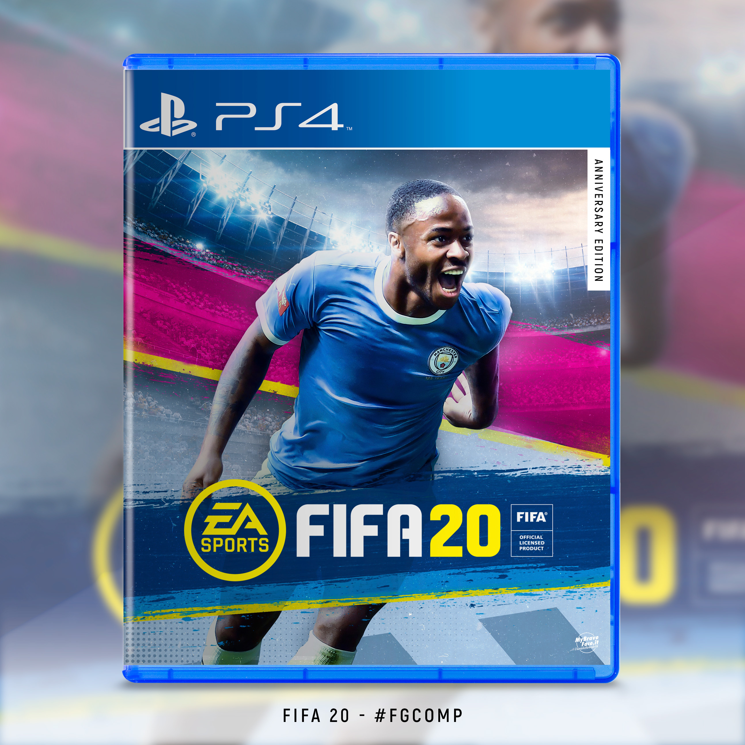 FIFA 20 - Anniversary Edition for #FGCompetition