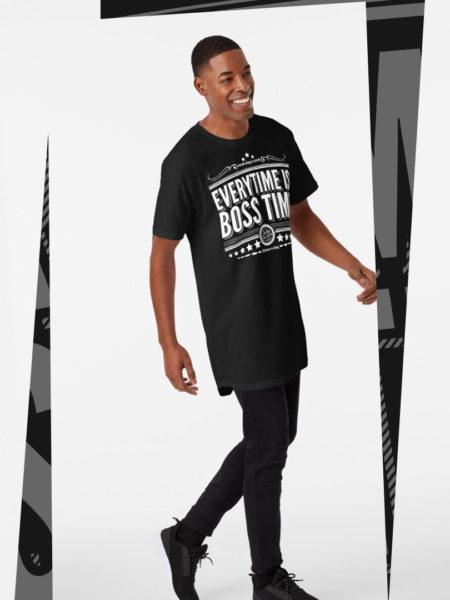 Springsteen tribute t-shirt